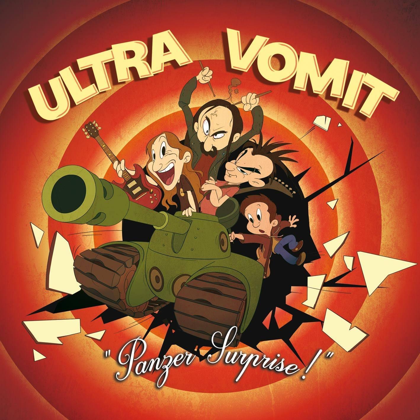 Contre itw ultra vomit partie 2 heretik