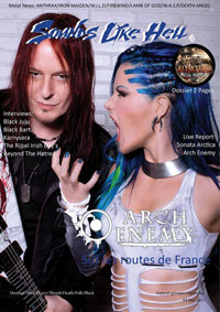 HERETIK - Metal Fanzine n4
