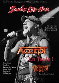 HERETIK - Metal Fanzine n6