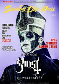 HERETIK - Metal Fanzine n8
